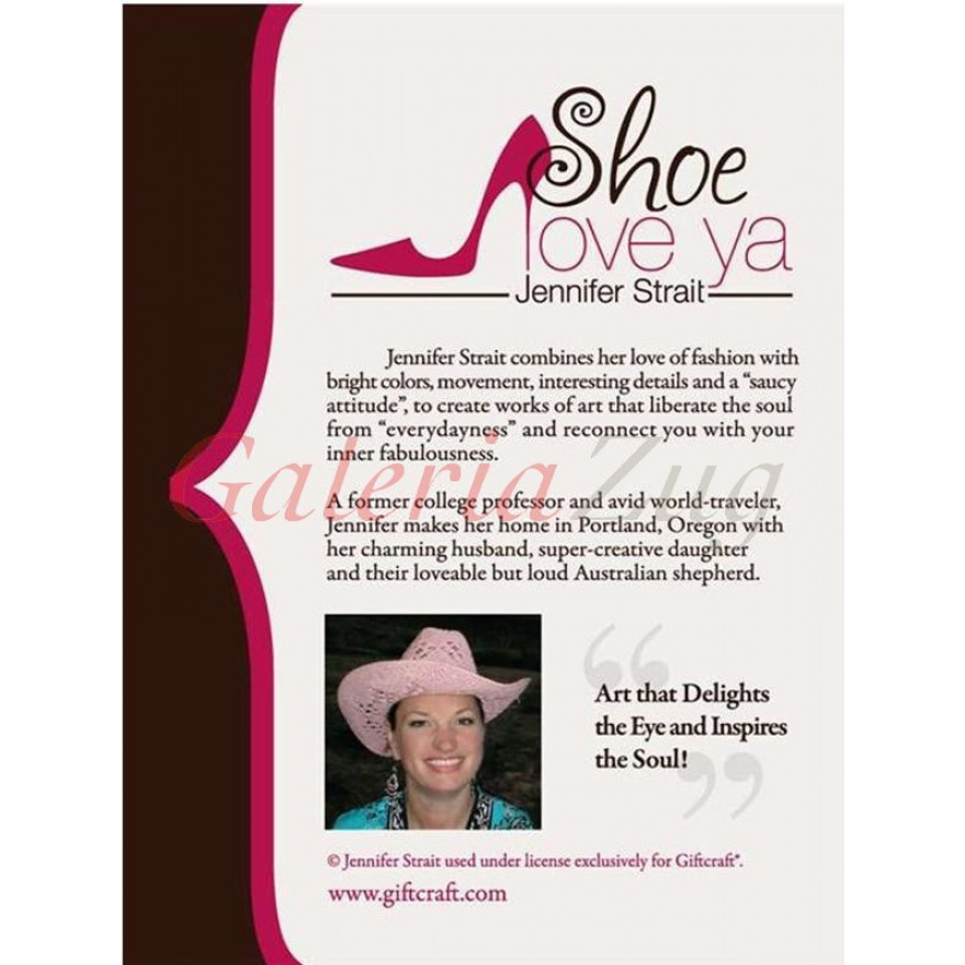 Jennifer Strait's Shoe Sa (Shoe Love Ya)